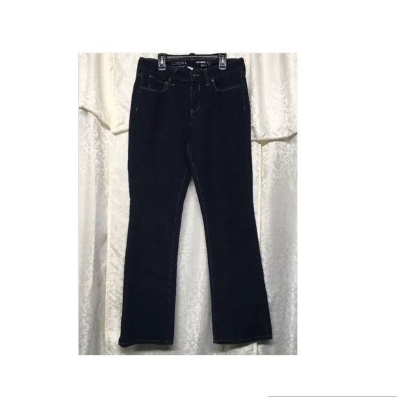 Sonoma Denim - Women's Sonoma jeans size 8 curvy bootcut mid rise